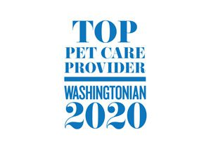 Washingtonian 2020 - Top Pet Care Provider
