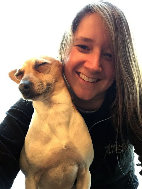 Jessica Ward - Director of Operations & Canine Behavior Specialist
